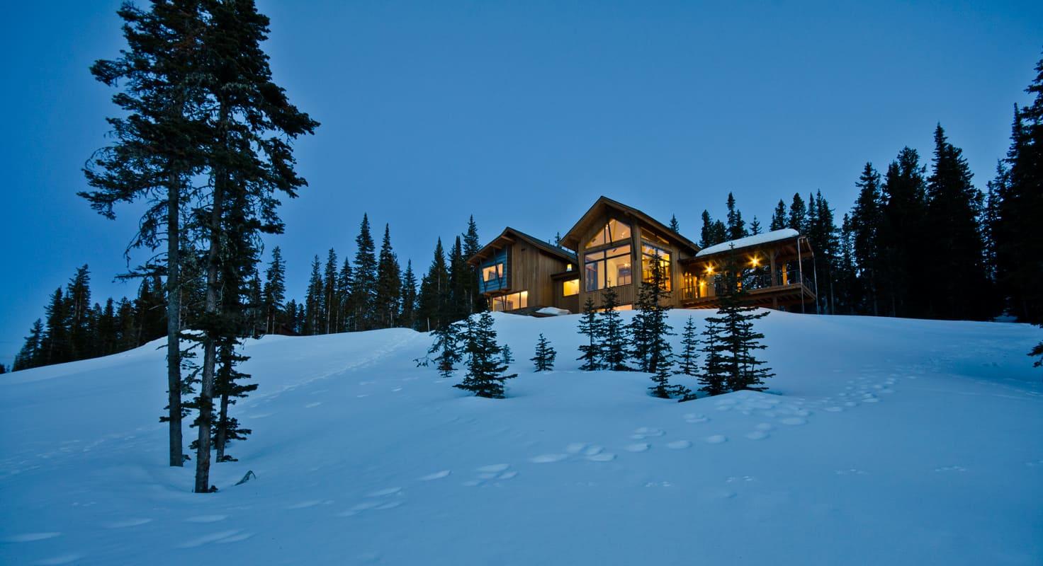 Moonlight Basin Home