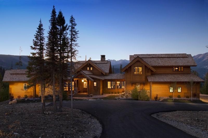 Spanish Peaks Home