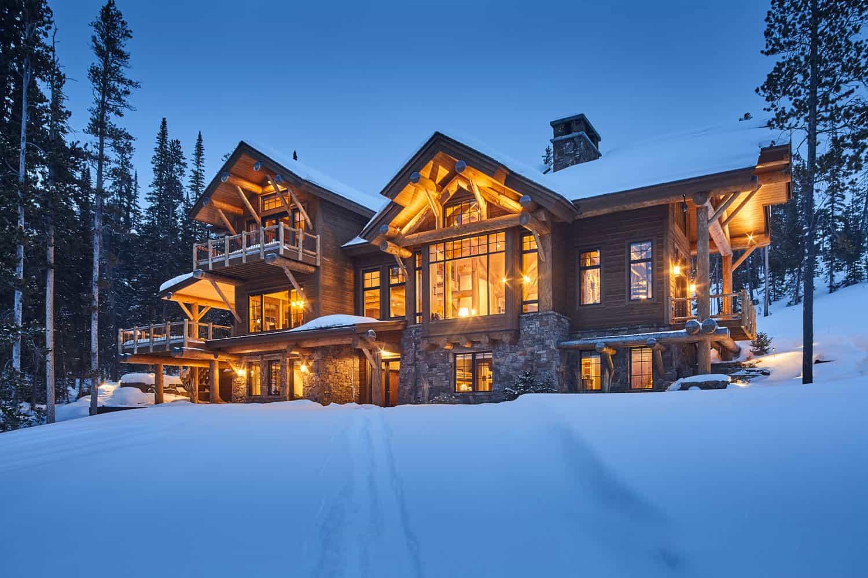 Yellowstone Club Custom Home