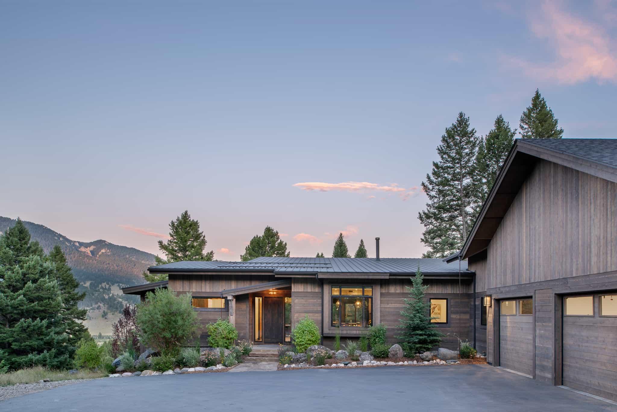 Big Sky Custom Home