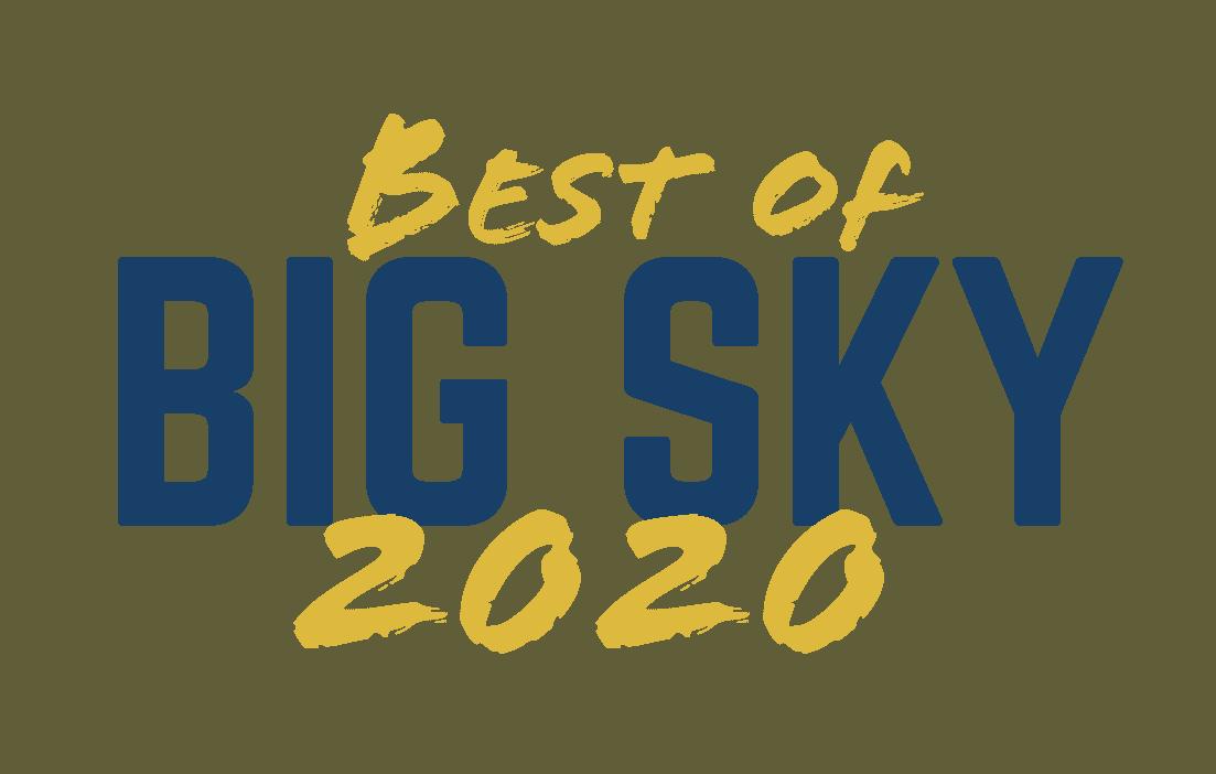 """Big Sky Build wins """"Best Builder in Big Sky"""" 6 years running:"""